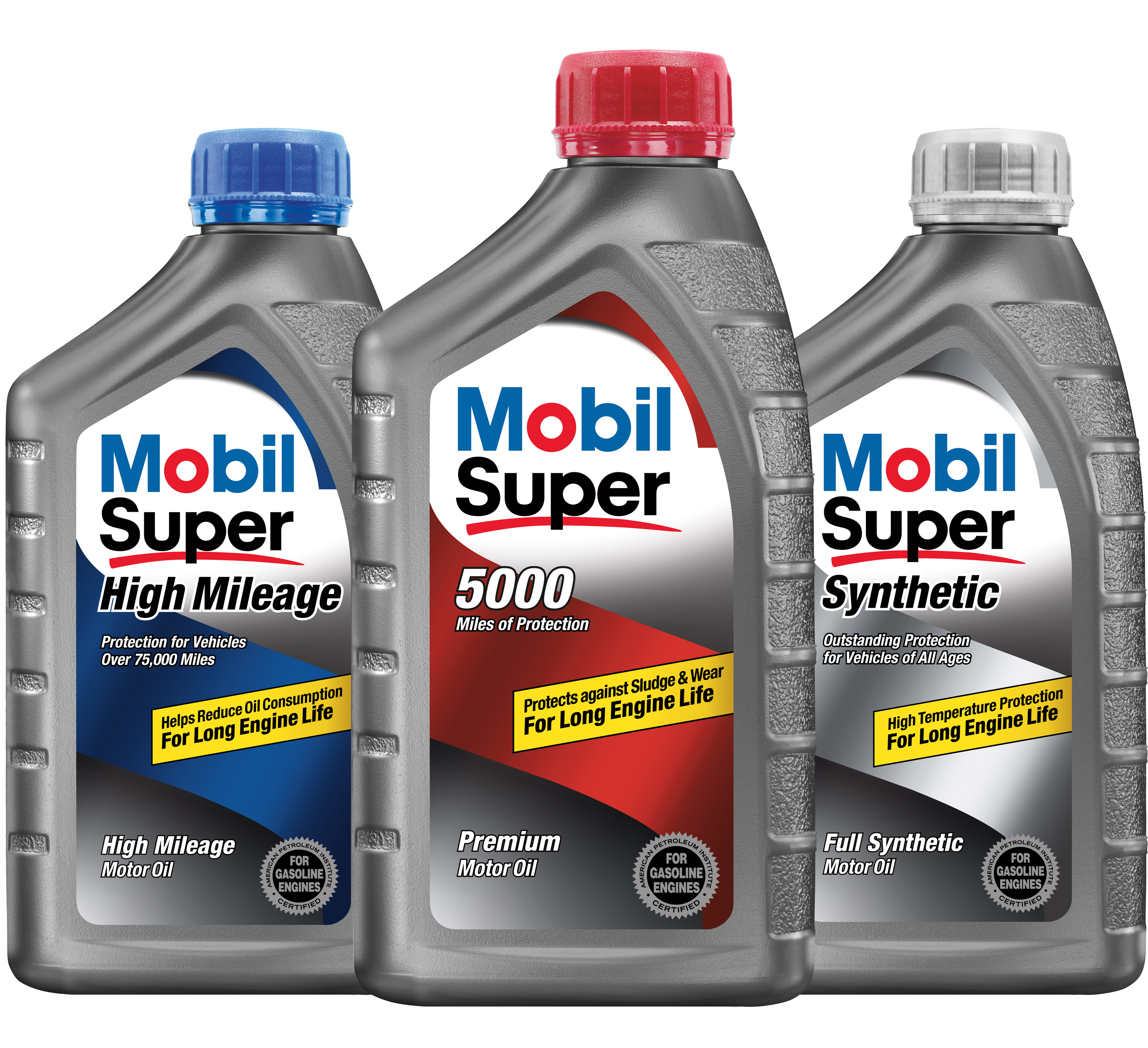 ExxonMobil Launches New Mobil Super Line with Baseball Legends