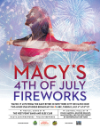 Macy's 4th of July Fireworks, the nation's largest Independence Day display, returns to the East River for another dazzling celebration. (Photo: Business Wire)