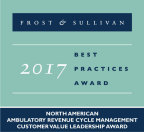 Frost & Sullivan Recognizes eClinicalWorks' Revenue Cycle Management Services with Leadership Award (Photo: Business Wire)